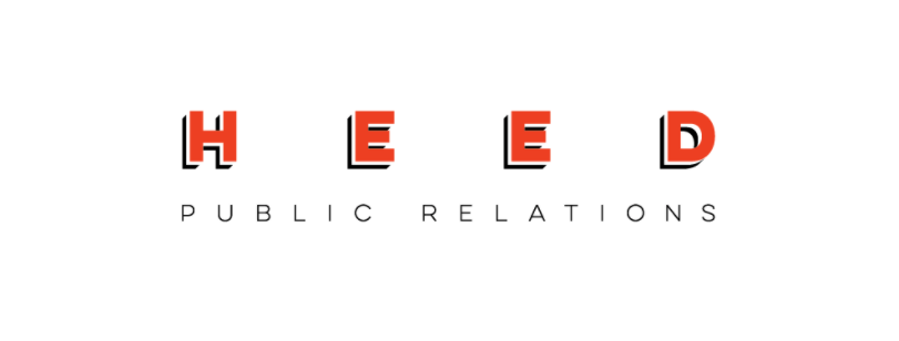 "Heed Public Relations horizontal logo from the Heed PR post ""Why I Started Heed Public Relations"""